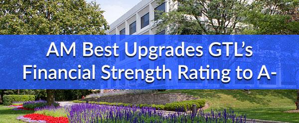 AM Best Upgrade banner