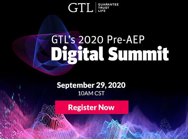 GTL's Digital Summit - Register Now