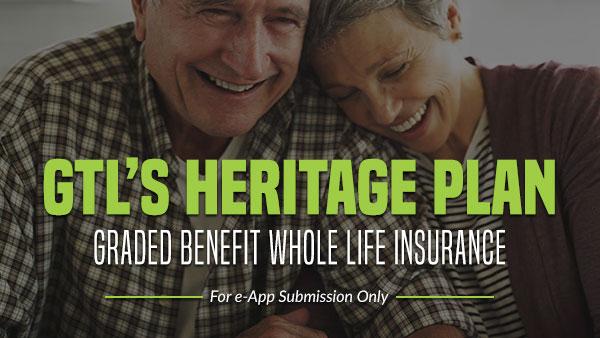 GTL's Heritage Plan | Important Heritage Plan Graded Benefit Update