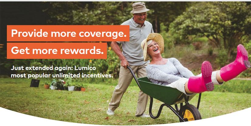 Lumico Q3 2021 Incentive banner