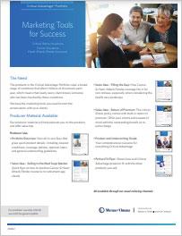Omaha Critical Advantage Marketing Tools Flyer