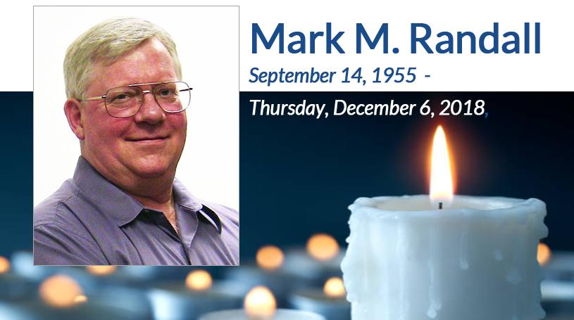 Remembering Mark Randall
