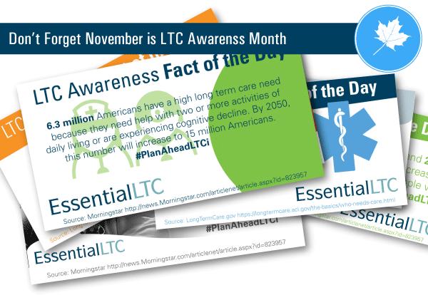 NGL - Don't Forget November is LTC Awareness Month