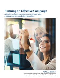 Effective Campaign Brochure image