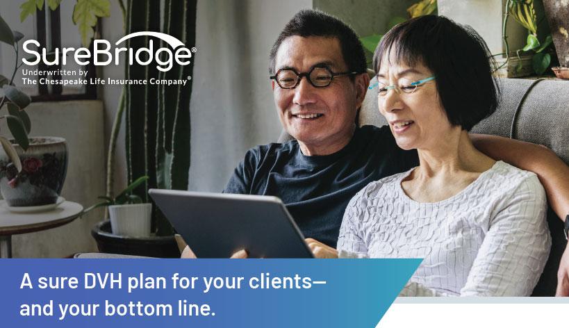 SureBridge | A sure DVH plan for your clients - and your bottom line.